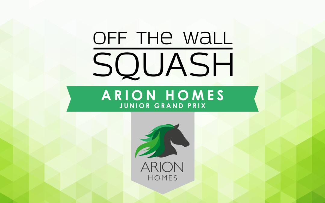 Arion Homes Junior Grand Prix