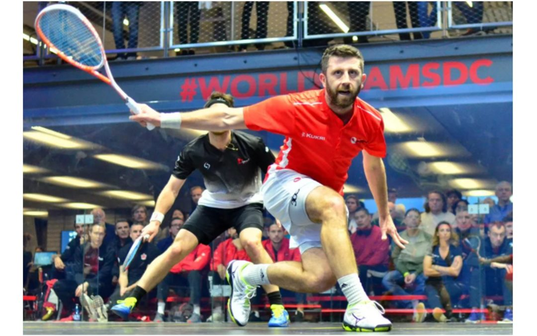 Daryl returns to action with sights set on Commonwealth Games